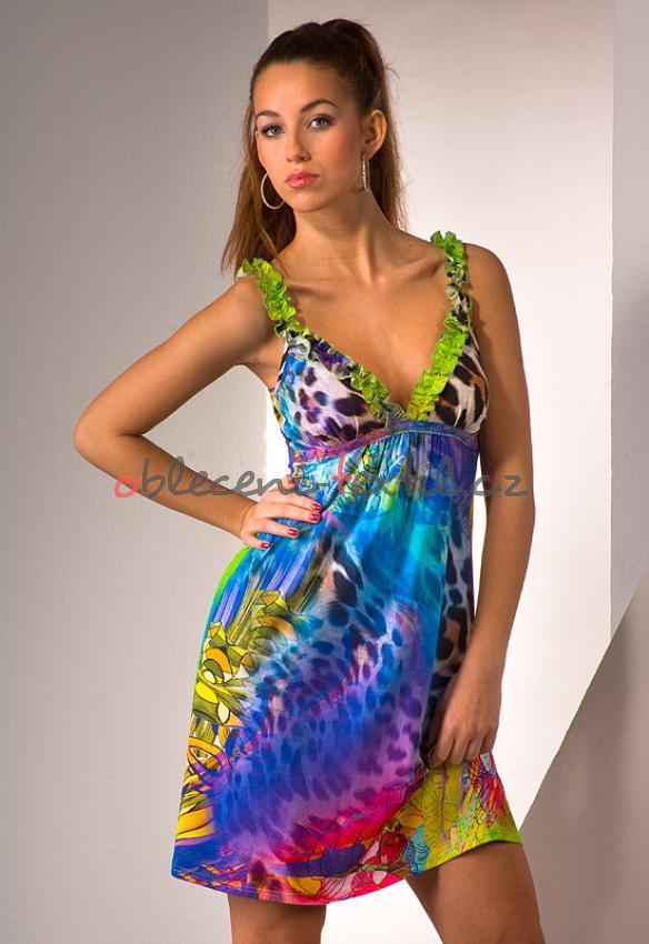 0a3362f223b Plážové šaty LOLY - oblečení textil
