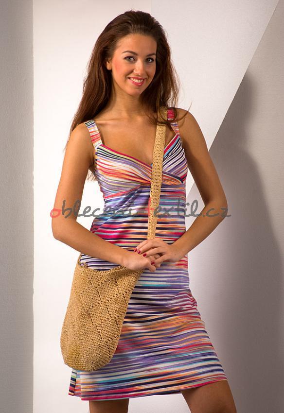 4ef6ae0b476 Plážové šaty MISSI - oblečení textil