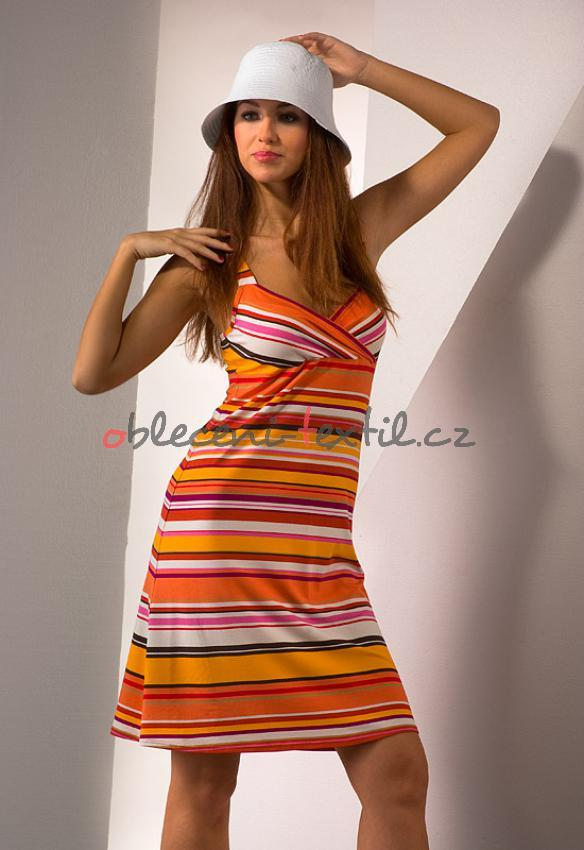 25a5ee7b7e8 Plážové šaty SALLY - oblečení textil