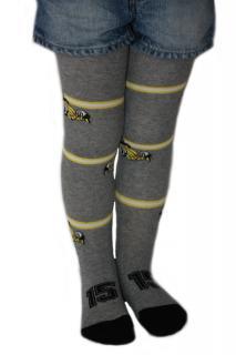 Příjemné dětské punčocháče Design Socks - Formule