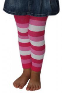 Punčochové legíny Design Socks s vůní - proužek - více barev