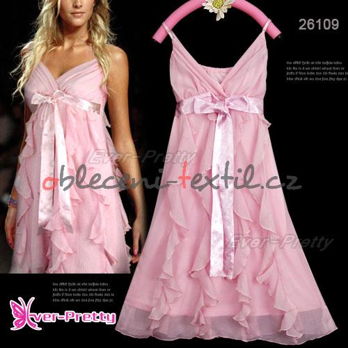 Romantické dámské šaty Ever pretty ever04pi - oblečení textil 915a473e62a
