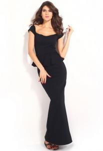 Dámské šaty Damson d-sat305bl
