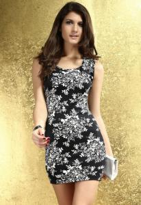 Dámské šaty na léto Damson d-sat221bl