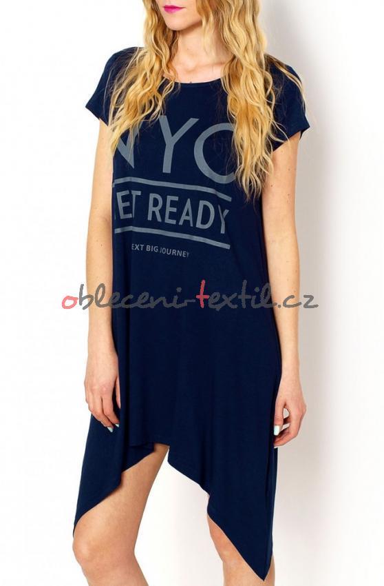 Dámské letní a sportovní šaty - oblečení textil dcd3158476