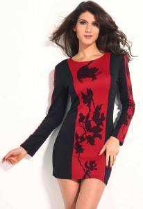 Dámské šaty Damson d-sat170re