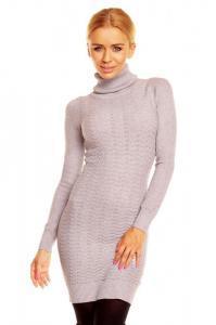 Dámské úpletové šaty Emamoda hs-sv046