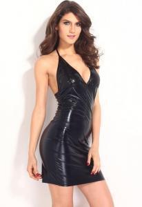 Dámské šaty Damson d-sat322bl