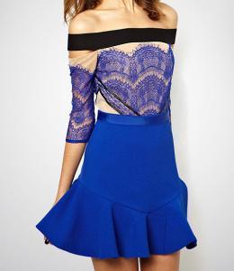 Dámské šaty Damson d-sat374mo