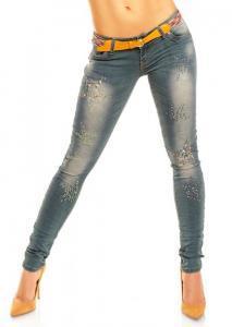 Dámské džíny EU hs-ri41
