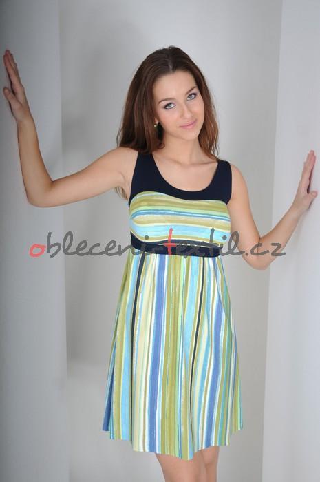 Sportovní letní šaty DAHIA - oblečení textil e0b94b7245