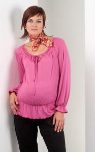 Těhotenská tunika Baryla