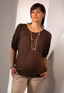 Těhotenská tunika NATEA