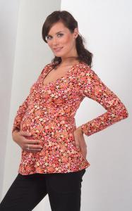 Těhotenská tunika Rosali