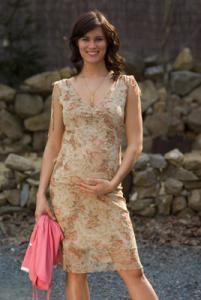 Těhotenské šaty RETY