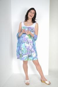 Těhotenské šaty SUGAR F