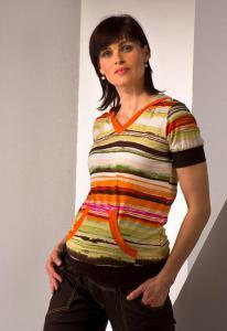 Těhotenské tričko DANAR
