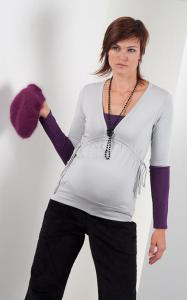 Těhotenské tričko Tessa