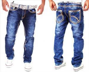 Pánské džíny EU p-ri13