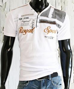 Pánské tričkok Redway p-tr33wh