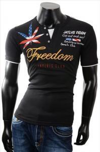 Pánské tričko EU p-tr29bl