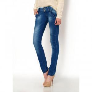 Dámské modré džíny EU si-ri07