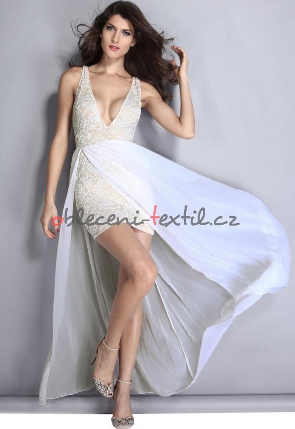 2a385cb7aa14 Dámské šaty Damson d-sat442wh - oblečení textil