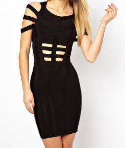 Dámské šaty Damson d-sat375bl